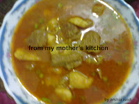 arvi gosht, best indian non veg. recipes