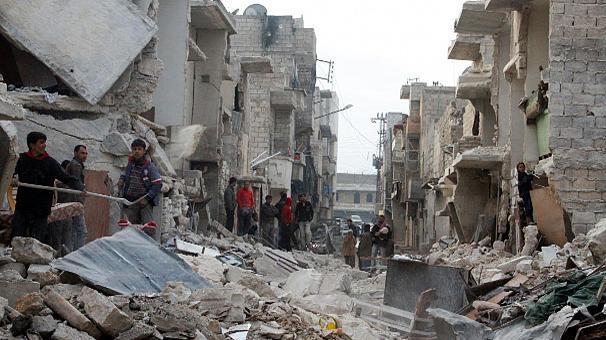 niños muertos en siria, son miles Los países árabes no acogen refugiados sirios