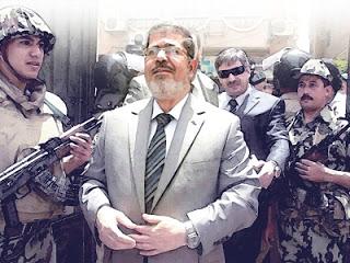 Keadaan Terkini Mohamed Morsi