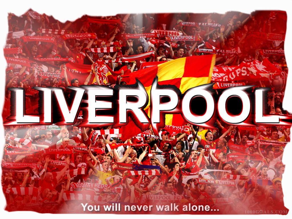 El futbol: fervor desde la sangre: LIVERPOOL