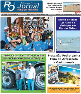 Leia nosso jornal impresso