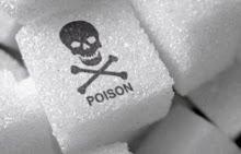 """""""Açúcar é a droga mais perigosa do nosso tempo"""""""