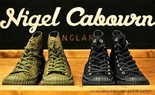 Nigel Cabourn Converse