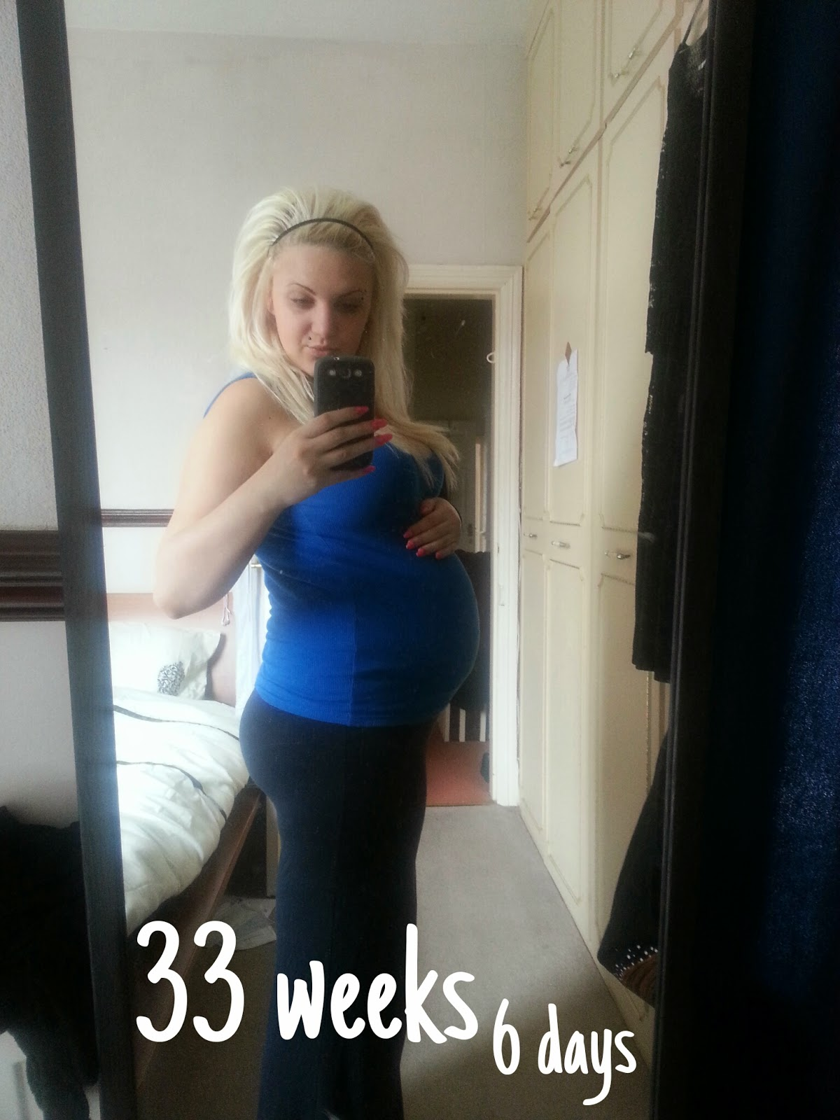 my pregnancy week by week calendar template 2016