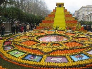 Festa dei limoni,Mentone