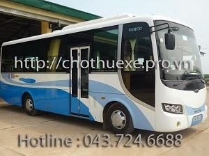 Cho thuê xe 4 7 16 29 35 đi Hà Nam từ Hà Nội 1