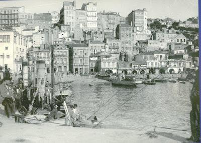 El Berbes, Vigo 1925