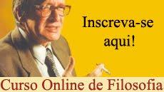 CURSO ONLINE DE FILOSOFIA