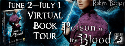 Blog Tour Review: Poison in the Blood by Robyn Bachar