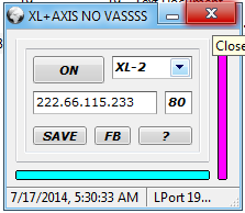 Download Inject XL dan Axis 17 18 19 20 Juli 2014