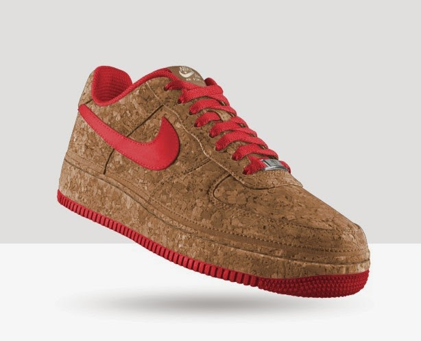 Nike Air Force 1 iD Kork