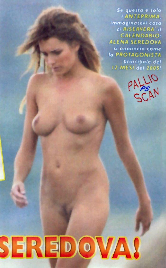 Alena gerber naked