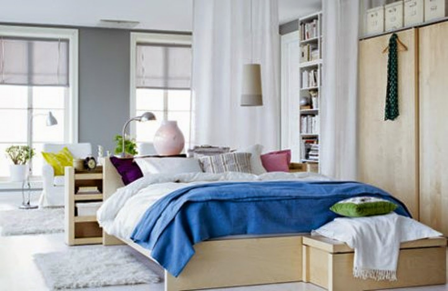 Stunning Ikea Bedroom For Teenager Cool And Modern Interior Design
