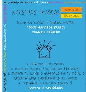 CUPON VISITAS MUSEOS