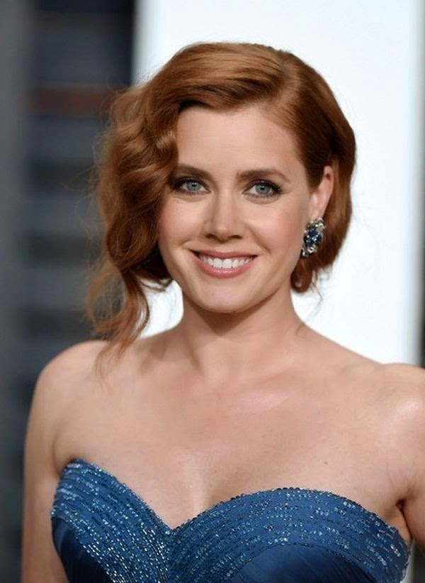 Amy Adams showed off her very beauty in just about everything as she attended the 87th Academy Awards at Hollywood on Sunday, February 22, 2015.