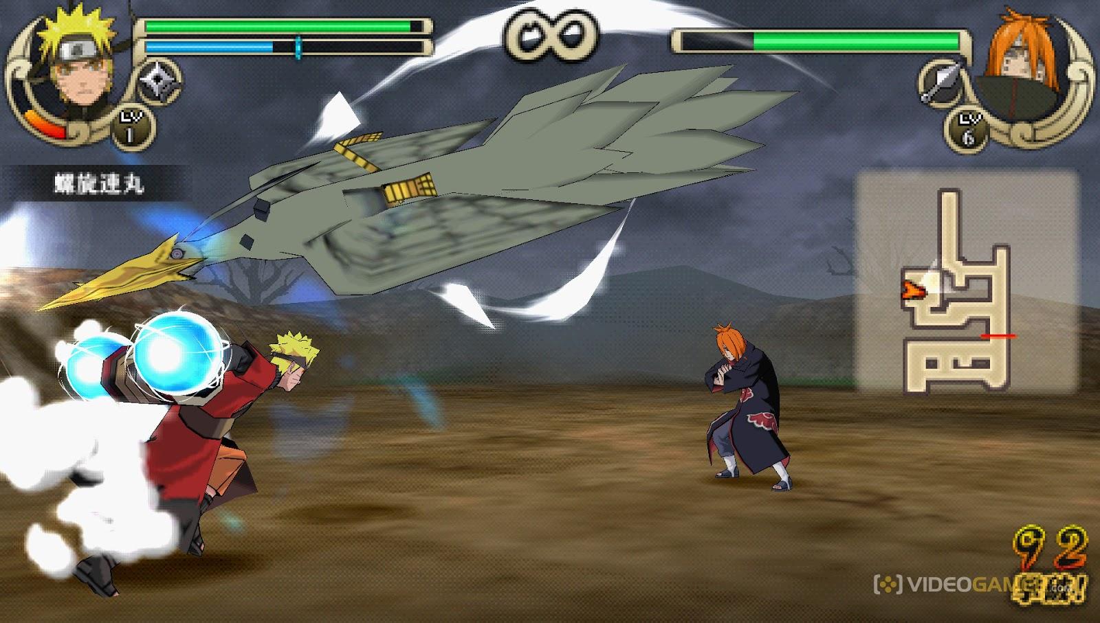 download game iso naruto shippuden ultimate ninja 5