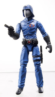 Hasbro GI Joe Retaliation Ultimate Cobra Commander figure