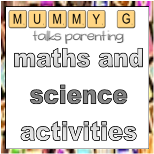 Maths and science activities