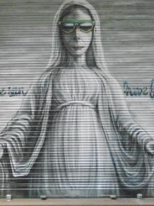 GRAFITE NA CIDADE DE BARCELONA