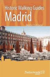 Historic Walking Guides Madrid (paperback)