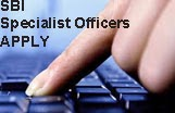 SBI Specialist Officers Recruitment 2014, SBI Recruitment of Specialist Officers (SO) Application Form for 393 Posts, SBI Specialist Officers Jobs Apply Online