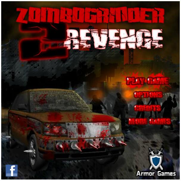 Armor Game : Zombogrinder 2
