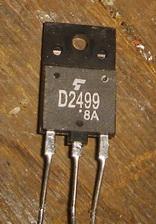 Persamaan Transistor horisontal