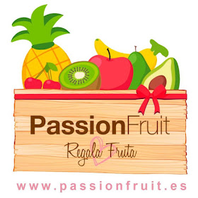Passion Fuit. Regala Fruta