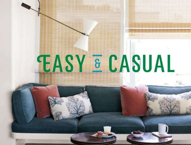 "2013 ""Easy & Casual"" INTERIOR DESIGN"