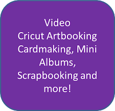 Cricut Artbooking Video - Video 1 of Series
