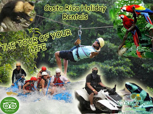 Costa Rica holiday Rentals Tours