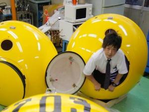 Cosmo Noah,earthquakes,tsunami,Japanese company,Cosmo,playhouse,children,Shojo Tanaka