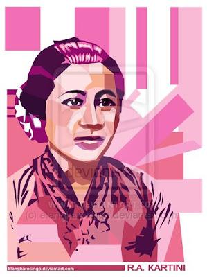 Sejarah Hari Kartini 21 April - R.A. Kartini