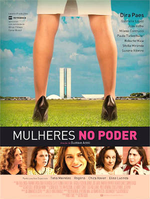 Filme Poster Mulheres no Poder