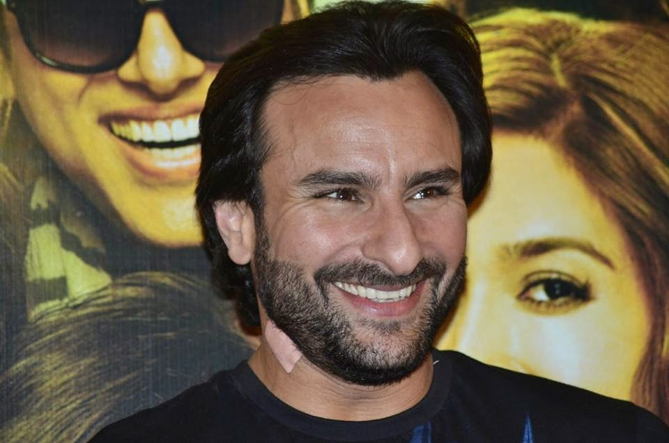 Saif Ali Khan, Kalki, Ileana D'cruz at 'Happy Ending' Trailer Launch