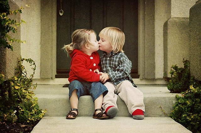 Un amor infantil