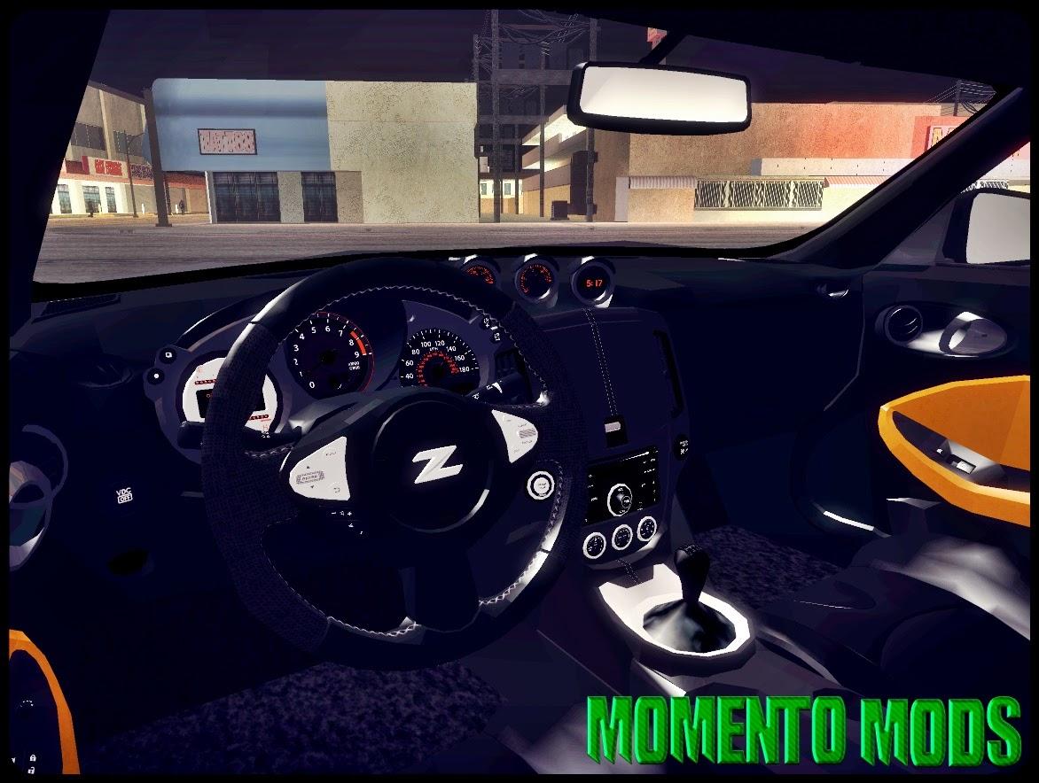GTA SA - Nissan 370Z Vossen