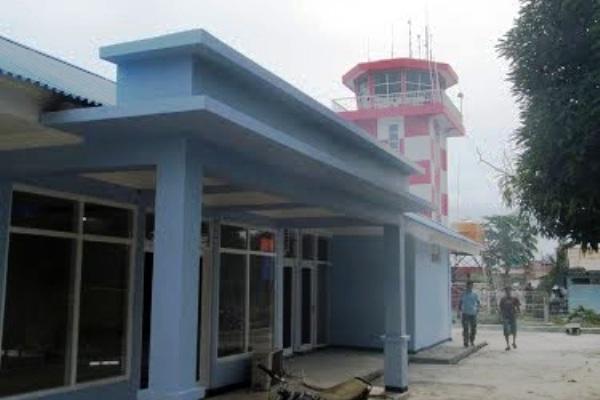Bandara Leo Wattimena, Morotai, Maluku Utara. ZonaAero