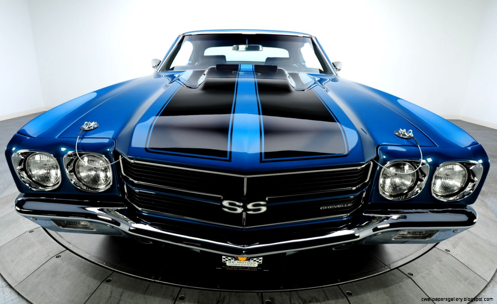Chevelle SS Muscle Car