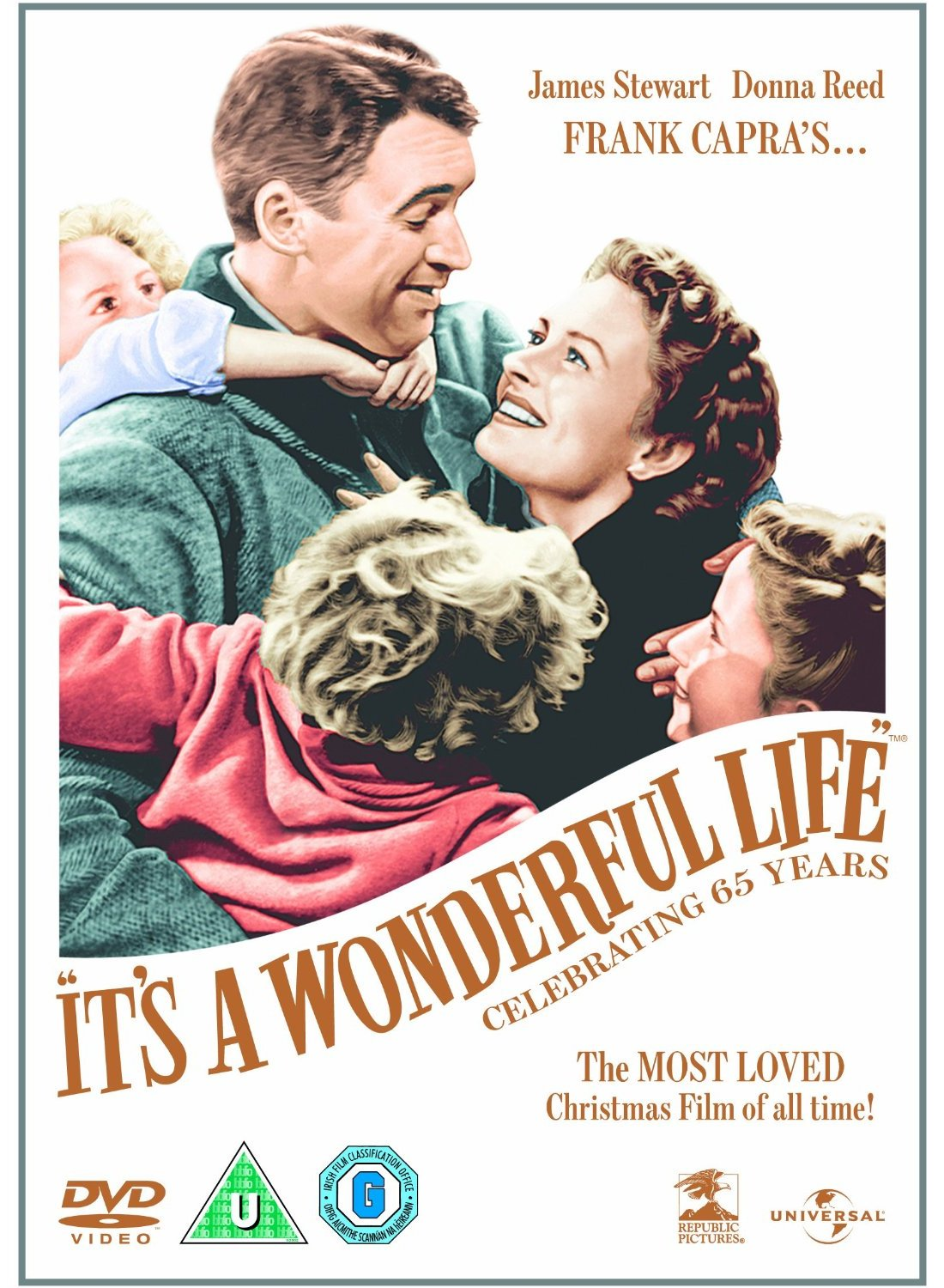 Click 39 S Clan Christmas Countdown Film 2 It 39 S A Wonderful Life 1946
