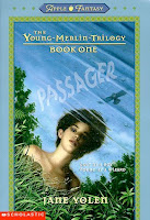 bookcover of  Passager (The Young Merlin Trilogy #1) by Jane Yolen
