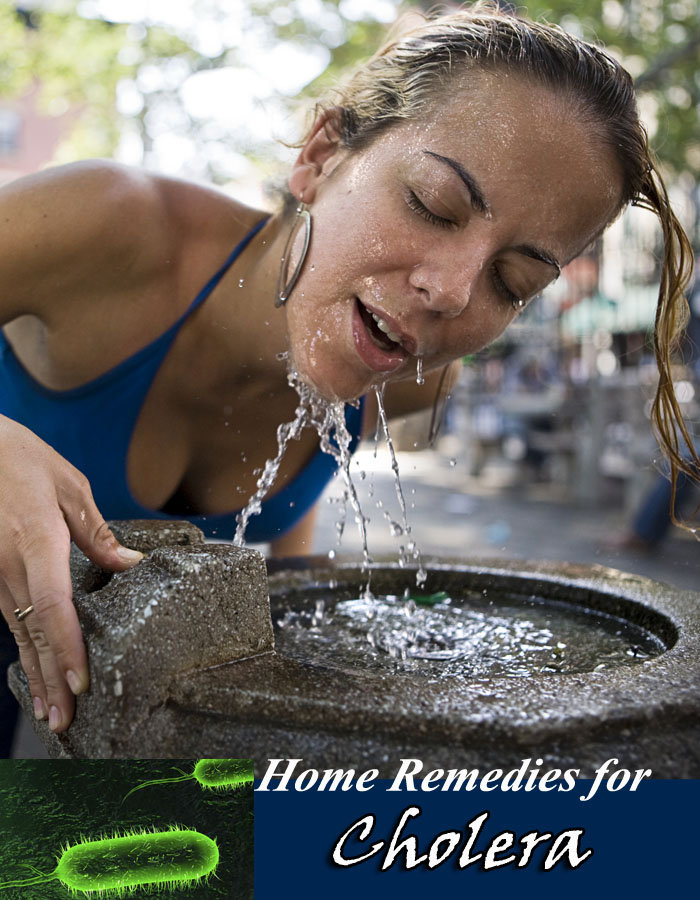 Home Remedies for Cholera