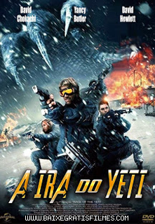 A Ira do Yeti – WEBRip AVI + RMVB Dublado