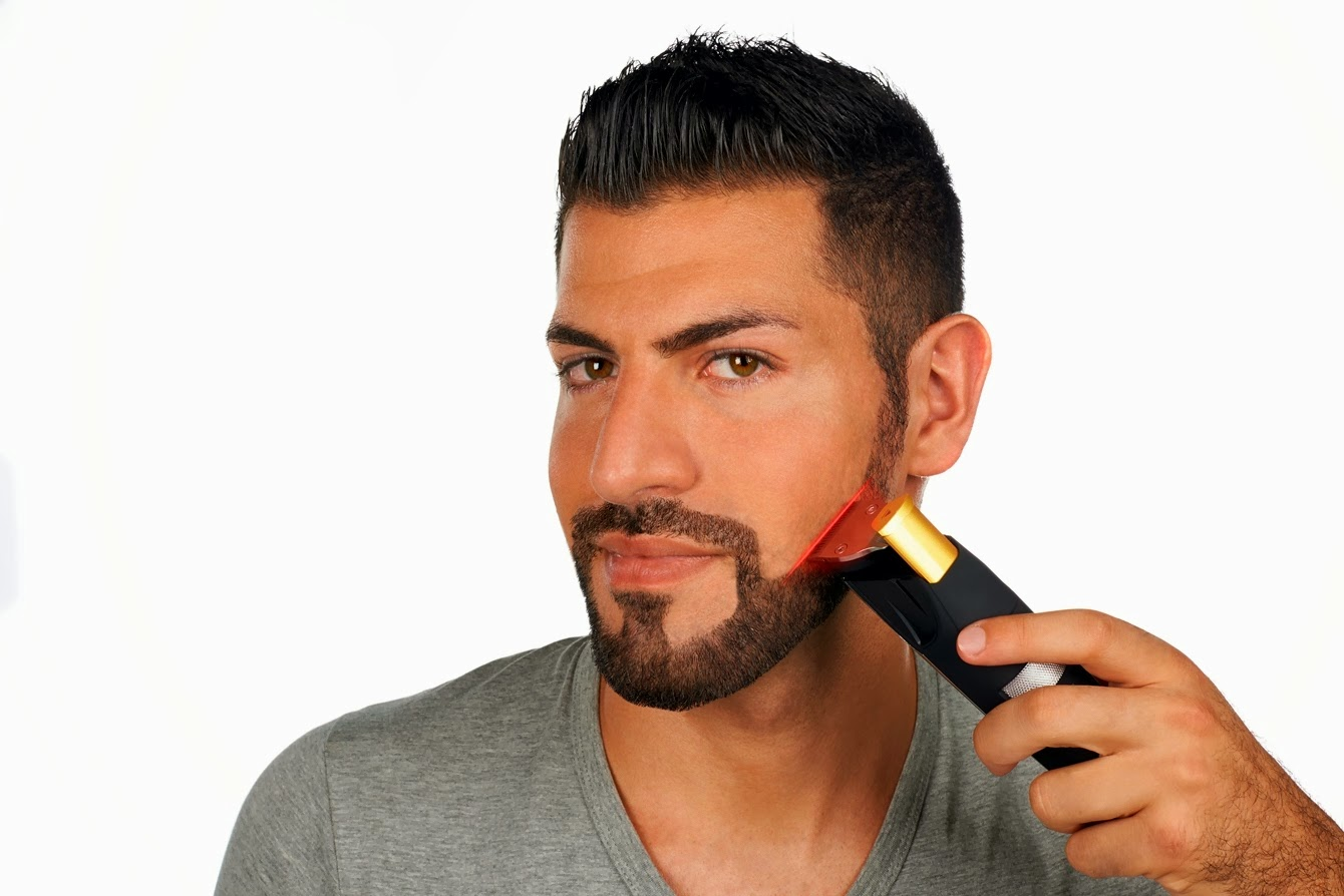 Middle eastern men with beards