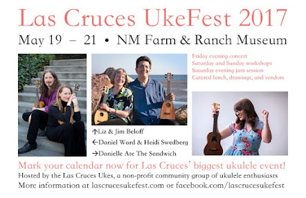Plan now for UkeFest 2017!