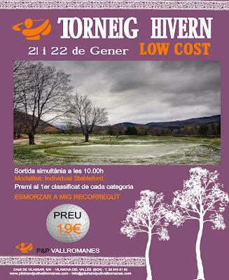 Torneig Hivern P&P Vallromanes