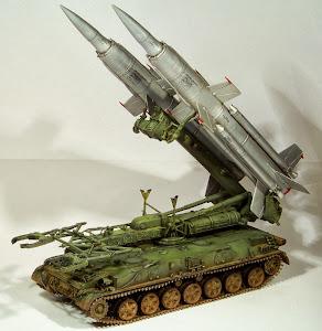 """""""SA-4 GANEF"""" 1/35"""