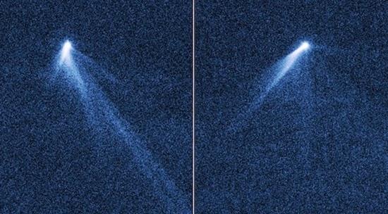 Aneh, Asteroid Ini Lebih Mirip Komet