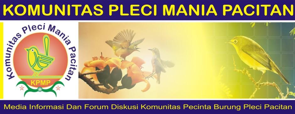 Komunitas Pleci Mania Pacitan