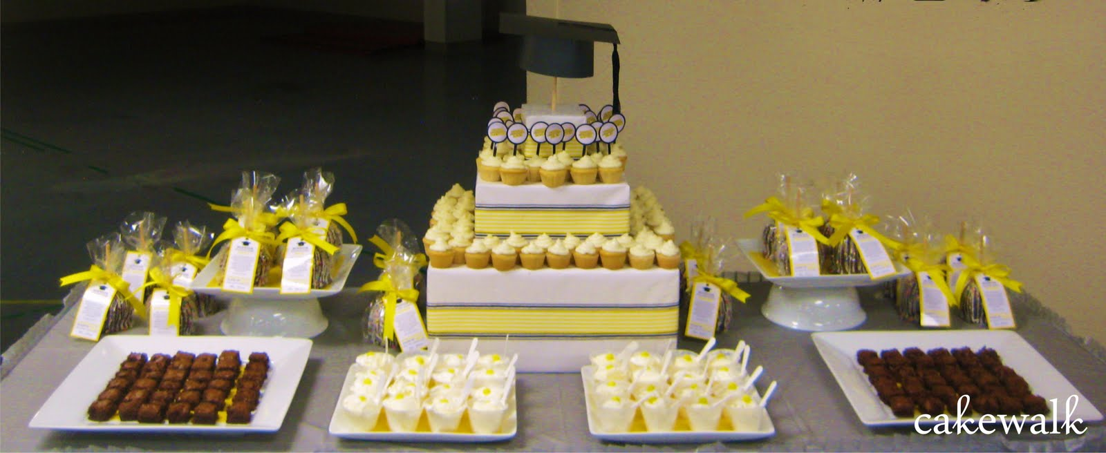 Graduation Dessert Table Ideas Photograph To Help You Cele